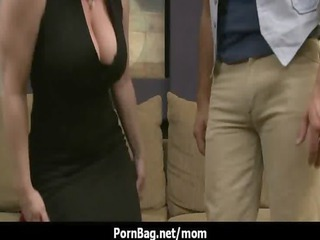 large tits mommy acquiring gangbanged uneasy 28