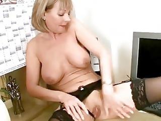 cougar bureau underwear rub