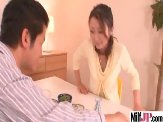 gorgeous japanese chick fucking tough clip-16