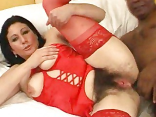 bushy matures first ass monstercock