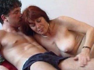 mature woman with a inexperienced male 1