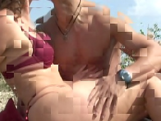 mature with tiny tits huge chest takes fuck on