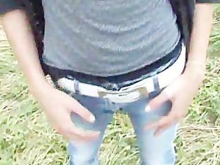 you came on my pants