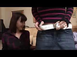 horny game with woman and daughter