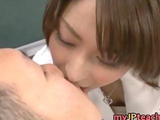 karen kisaragi japanese girl is a enormously