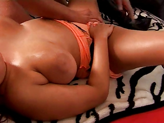 slutty milf enjoys it rough
