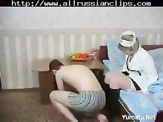 russian doctor russian sperm swallow