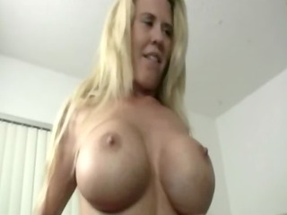 awesome giant boobed belle angel tugging and cant