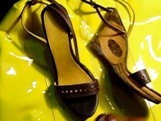 wife shoe joy