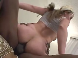 blond mother id like to pierce receives cumhole