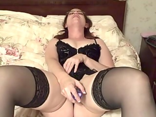swinger lady cant live without her rabbit