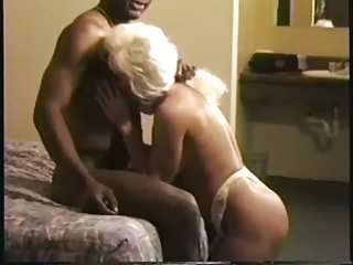 awesome mature blonde with bbc