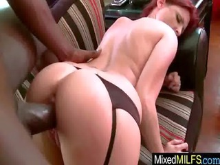woman obtain pierced hard by brown penis clip-22