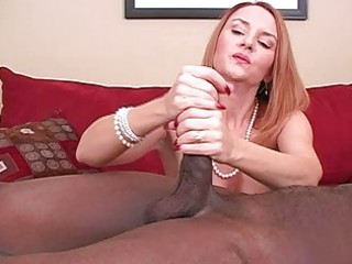 elderly amateur maiden interracial cuckold