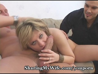 wifes slit is naughty for new cock