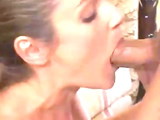 lover watches how her housewife drilled,by