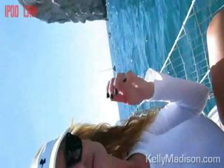 busty maiden films her insane cabo vacation with