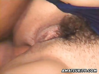 young woman ass and libido licking with facial