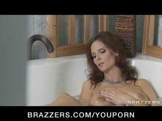 naughty large tit mature babe mom is craving her