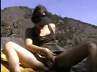 amateur wife fisting herself on outside sea coast