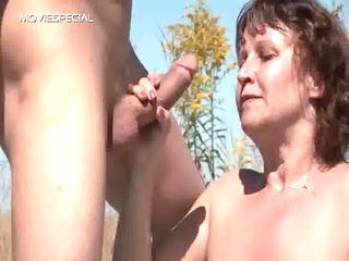 horny girl gets her hairy muf pierced