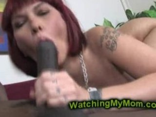 redheaede milf carri anastasia gets gang-banged