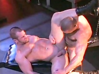 cougar dudes banging every other