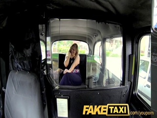 faketaxi horny after interview and gagging for a