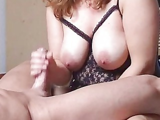 fat and desperate young mature babe copulates