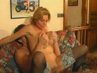 hot desperate french milf!