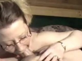 mature babe dick sucking pt 3