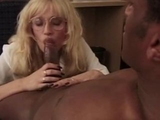 albino woman audition for him room... and his bbc