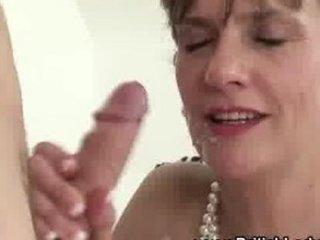 desperate mature chick saylor acquires a white