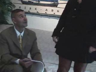 naughty french blonde milf and her husband make