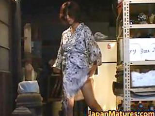 chisato shouda amazing older japanese part6