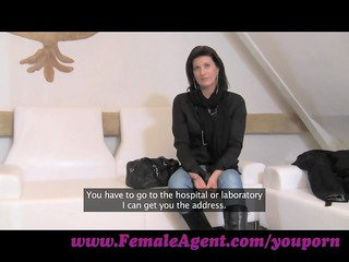 femaleagent. birth of a grown-up girl agent