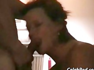 brit lady fucking younger man