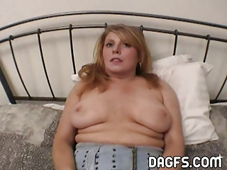 lady acquires her asshole long