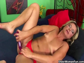 mature maiden obtains fisted