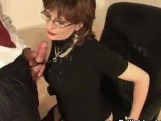 mature british femdom cock sucking sperm