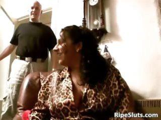 mega breasted grownup slut gets chest fucked part3