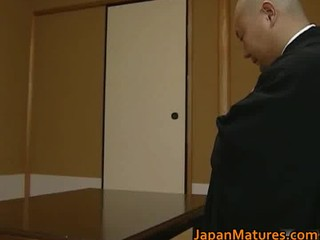 japanese mature angel is inside for some hot part1