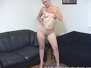 bare naked masturbation coach obtains busy at work
