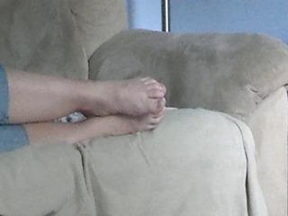 wifes tasty foot