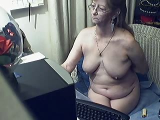 sweet old with glasses 8