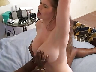 june summers-hairy mixed woman