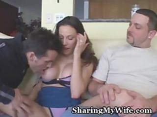 stud neighbor bangs my wife