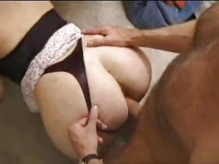 large anal mommy gang-banged by hubbys allies