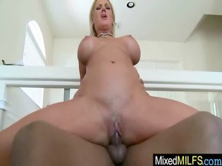 angel enjoy black hard cock to drill clip-35