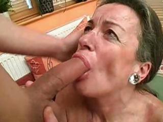 piercing grandma